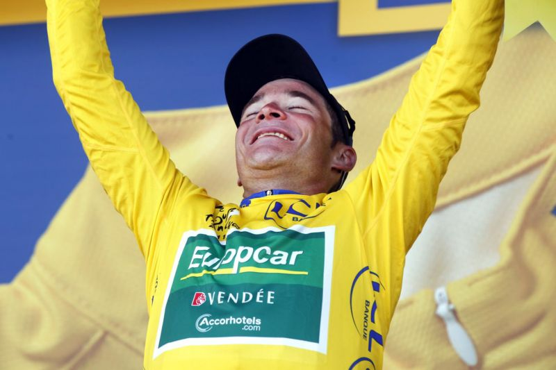 TOUR DE FRANCE - STAGE NINE