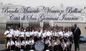 Banda Vincenzo Bellini San Giovanni Incarico