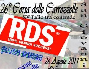 Corsa delle Carrozzelle - San Giovanni Incarico