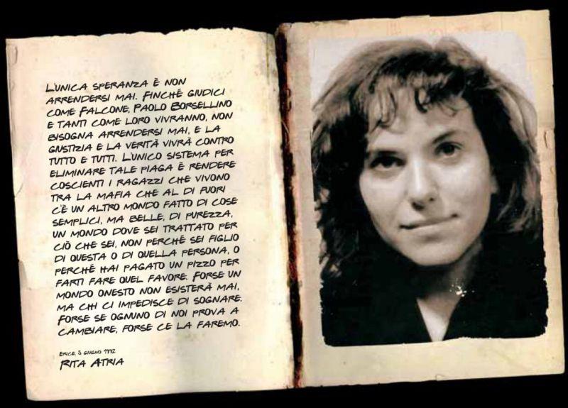 Rita Atria- testimone di giustizia