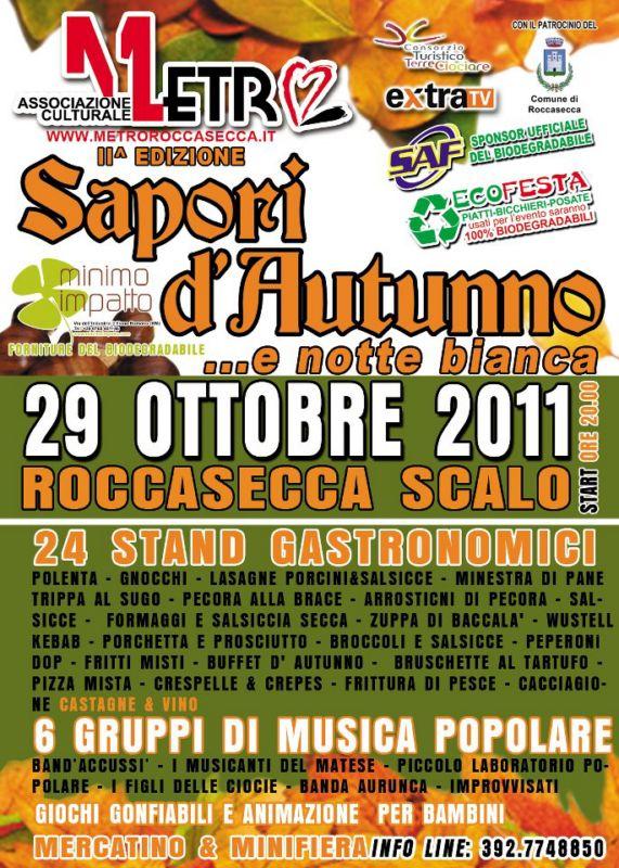 Sapori d'Autunno - Roccasecca