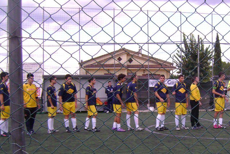 Sangiovannese Calcio a 5 - San Giovanni Incarico
