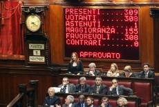 Dimissioni Berlusconi