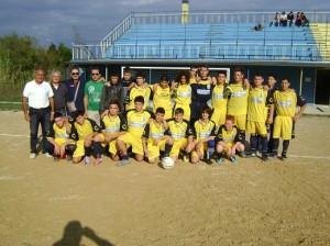 Nuova Aurora - Team Soccer Psgi 1-2 l'indifferenziato