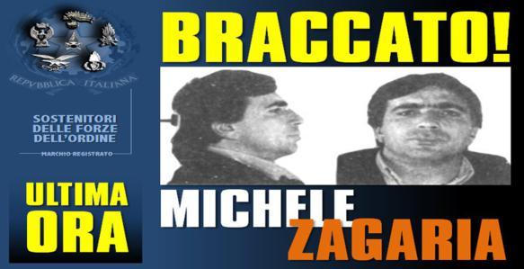 Arresto Michele Zagaria