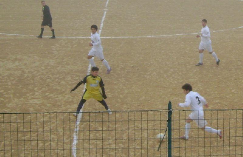 Team Soccer - Atletico Boville 1-0