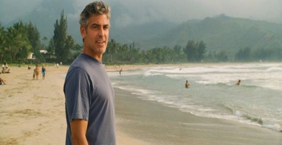George-Clooney-in-spiaggia-in-paradiso-amaro