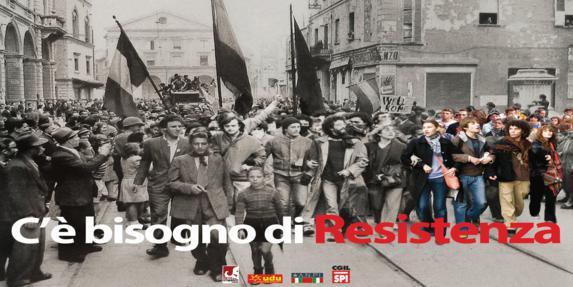 C'è Bisogno di Resistenza