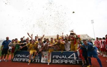 Frosinone Berretti  campione d'Italia