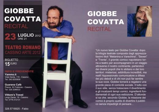 Recital Giobbe Covatta