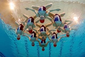 nuoto sincronizzato olimpiadi