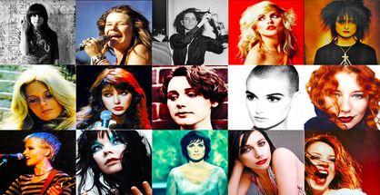 Le donne del rock