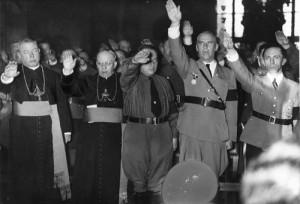 nazismo e religione
