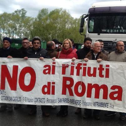 No_ai_rifiuti_di_Roma