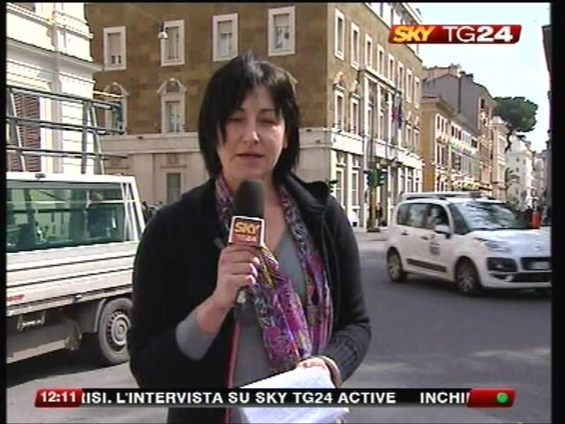 Chiara Cerqueti (Sky TG24)