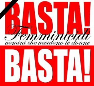 basta-femminicidio