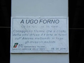 Targa Ugo Forno