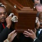 Funerale Peter Norman
