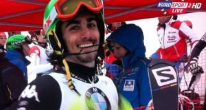 Tommaso Sala, sciatore.