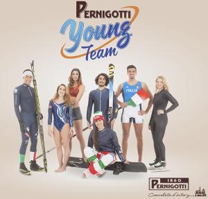 Tommaso Sala- Perigotti Young Team. Foto di gruppo atleti