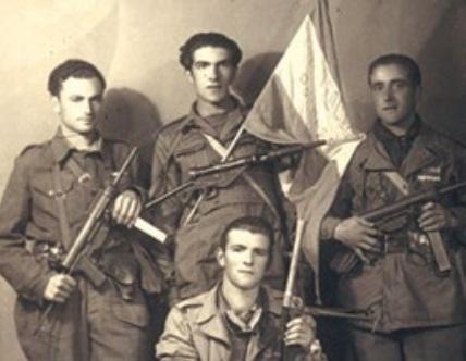 Partigiani della Brigata Italia montagna, Montefiorino 1945