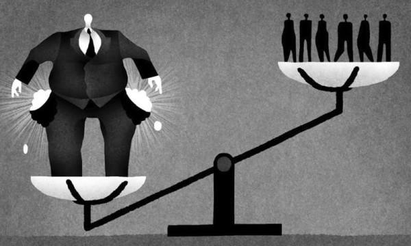 Disuguaglianza- Rapporto Oxfam